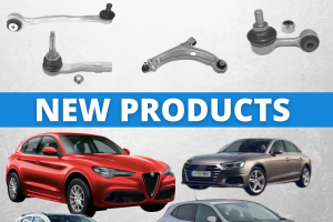 NEW PRODUCT AVAILABILITY – OCTOBER 2020